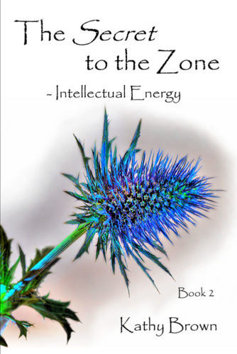 The Secret to the Zone, Book 2 by Kathy Brown Book Cover