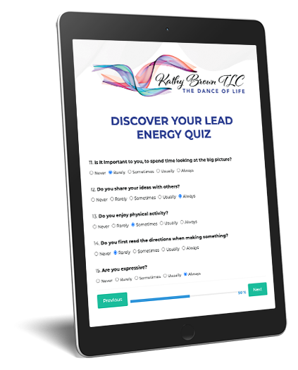 DISCOVER YOUR LEAD ENERGY QUIZ